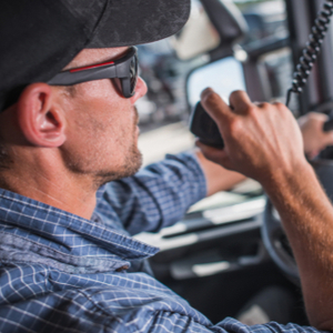 Trucker member of OOIDA
