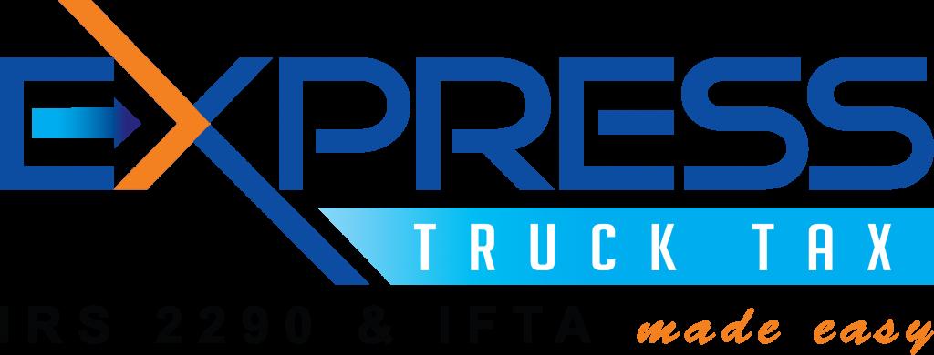 ExpressTruckTax logo for 2020 Form 2290