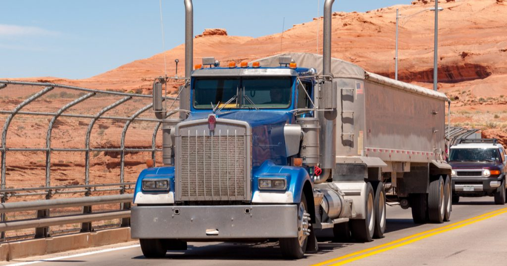 Truck on road filing 2020-21 Form 2290 by deadline