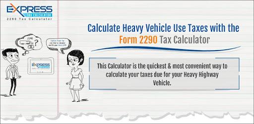 HVUT tax calculator