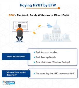 pay hvut by EFW - ExpressTruckTax